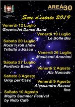 sere d'estate 2019